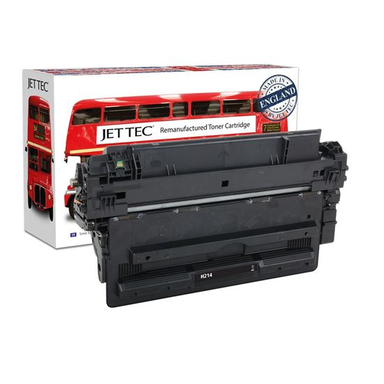 Picture of Red Bus Recycled HP 14A Black (CF214A) Toner Cartridge