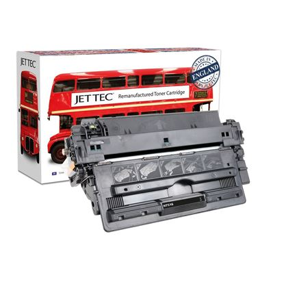 Picture of Red Bus Recycled HP 16A Black (Q7516A) Toner Cartridge