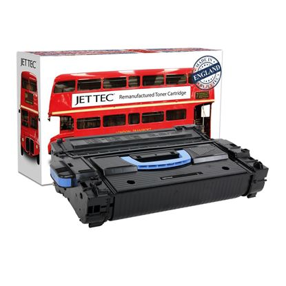 Picture of Red Bus Recycled HP 43X High Yield Black (C8543X) Toner Cartridge