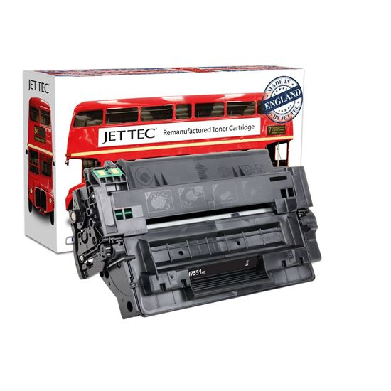 Picture of Red Bus Recycled HP 51X High Yield Black (Q7551X) Toner Cartridge