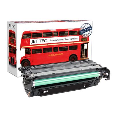 Picture of Red Bus Recycled HP 647A Black (CE260A) Toner Cartridge