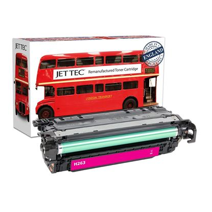 Picture of Red Bus Recycled HP 648A Magenta (CE263A) Toner Cartridge