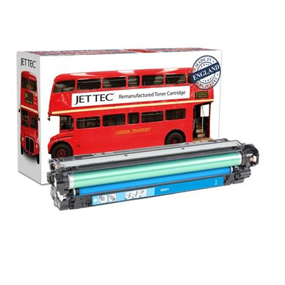 Picture of Red Bus Recycled HP 651A Cyan (CE341A) Toner Cartridge