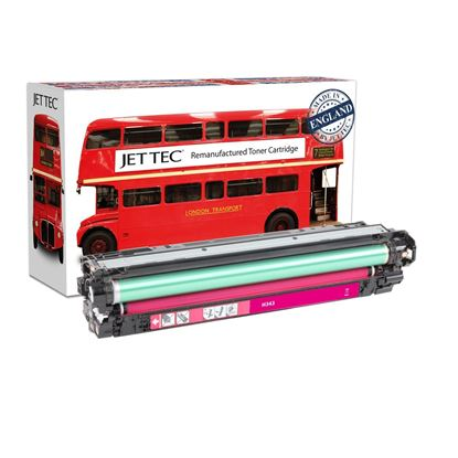 Picture of Red Bus Recycled HP 651A Magenta (CE343A) Toner Cartridge