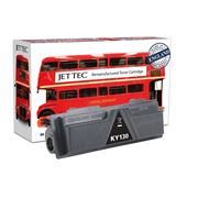 Picture of Red Bus Recycled TK-130 Black Toner Cartridge (suitable for use in Kyocera printers)