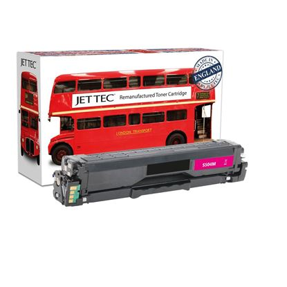 Picture of Red Bus Recycled Samsung CLT-M504S Magenta Toner Cartridge
