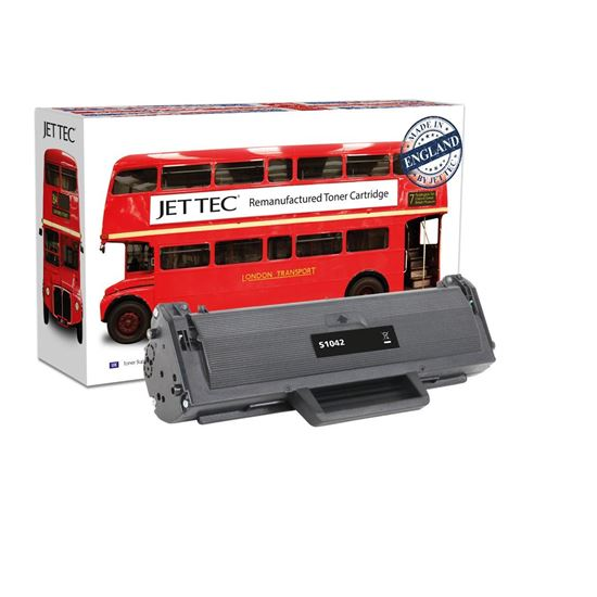 Picture of Red Bus Recycled Samsung MLT-D1042S Black Toner Cartridge