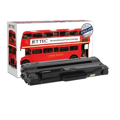 Picture of Red Bus Recycled Samsung MLT-D1052S Black Toner Cartridge