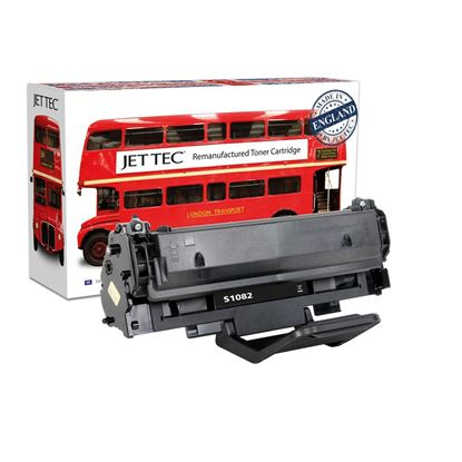 Picture of Red Bus Recycled Samsung MLT-D1082S Black Toner Cartridge