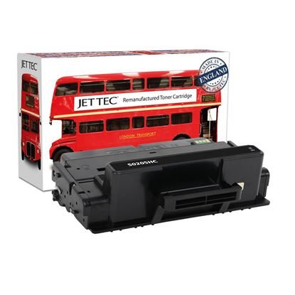 Picture of Red Bus Recycled Samsung MLT-D205L High Yield Black Toner Cartridge