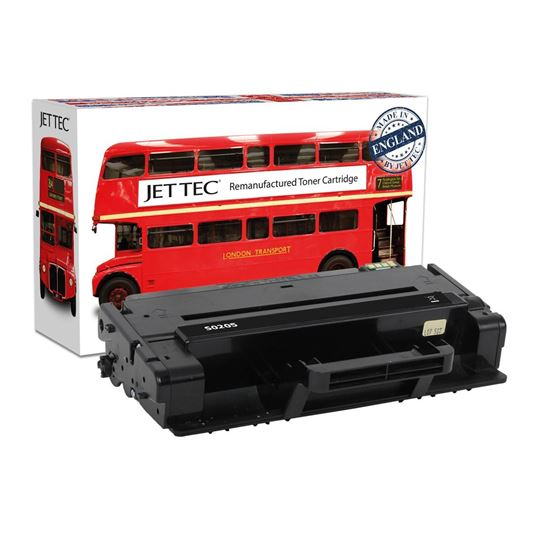 Picture of Red Bus Recycled Samsung MLT-D205S Black Toner Cartridge