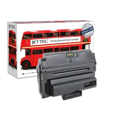 Picture of Red Bus Recycled Xerox 106R01412 High Yield Black Toner Cartridge
