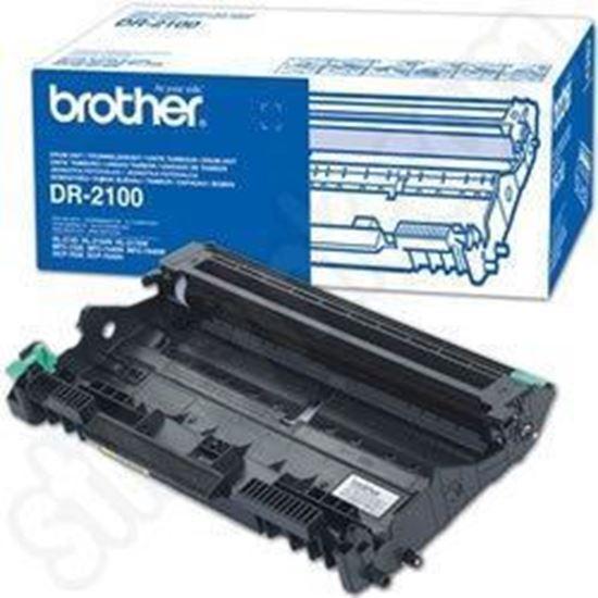 Picture of Brother DR-2100 Original Drum Unit (DR2100 Drum)