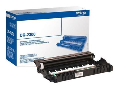 Picture of Brother DR-2300 Original Drum Unit (DR2300 Drum)