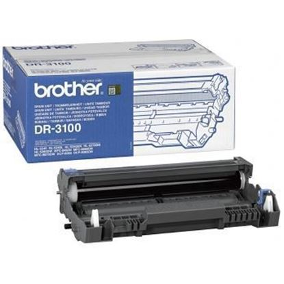 Picture of Brother DR-3100 Original Drum Unit (DR3100 Drum)