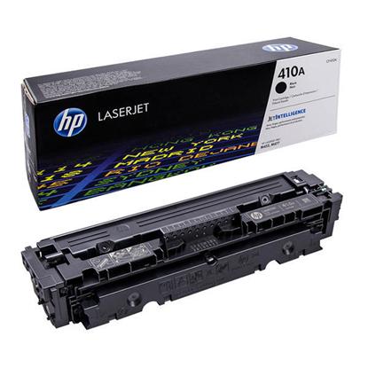 Picture of HP 410A Black Original Toner Cartridge (CF410A Laser Toner)