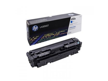 Picture of HP 410A Cyan Original Toner Cartridge (CF411A Laser Toner)