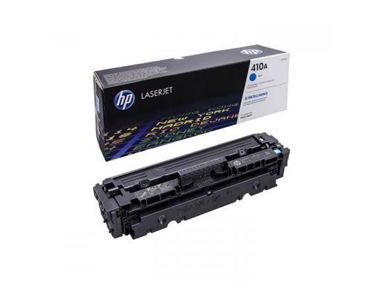 Picture of HP 410A Cyan Original Toner Cartridge (CF411A Laser Toner)