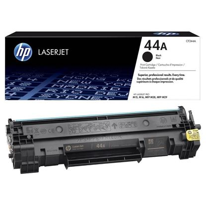 Picture of HP 44A Black Original Toner Cartridge (CF244A Laser Toner)