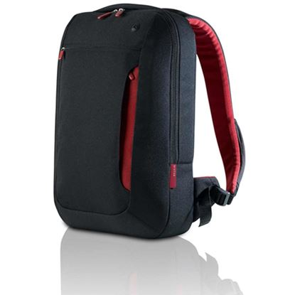 "Picture of Belkin 17"" Slim Jet Cabernet Laptop Backpack"