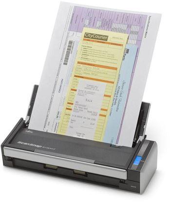Picture of Fujitsu ScanSnap S1300i A4 Duplex 12PPM
