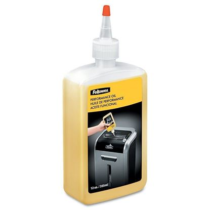 Picture of Fellowes Shredder Oil