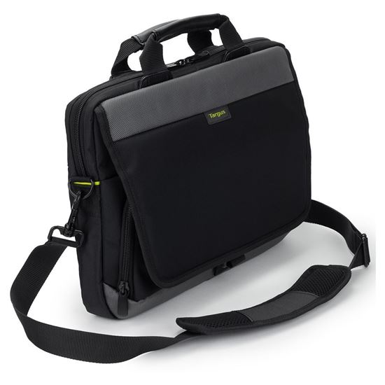 "Picture of Targus CityGear 14"" Slim Topload Black Laptop Case"
