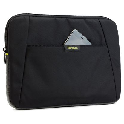 "Picture of Targus CityGear 14"" Black Laptop Sleeve"
