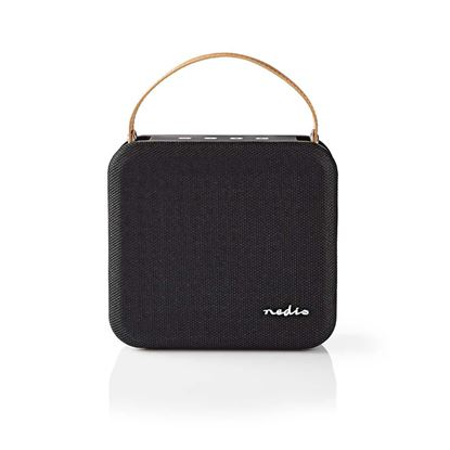 Picture of Nedis Bluetooth® Speaker | 45 W | Waterproof | Carrying Handle | Black / Black