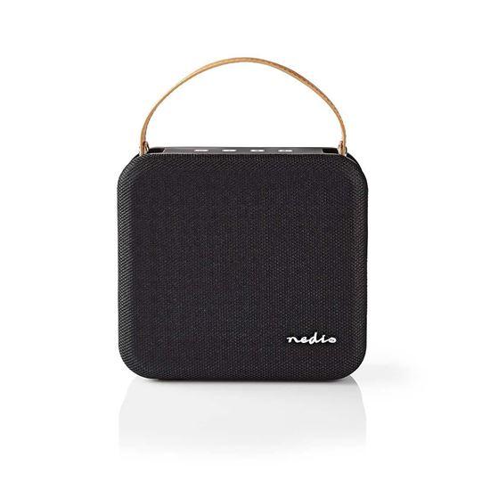 Picture of Nedis Bluetooth® Speaker | 45 W | Waterproof | Carrying Handle | Black / Black