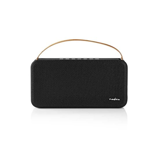 Picture of Nedis Bluetooth® Speaker | 45 W | Wide | Waterproof | Carrying Handle | Black / Black