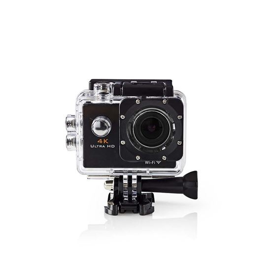Picture of Nedis Action Cam Ultra HD 4K | Wi-fi | Waterproof Case