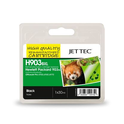 Picture of Red Bus Recycled 903XL High Yield Black (T6M15AE) Ink Cartridge (suitable for use in HP printers)