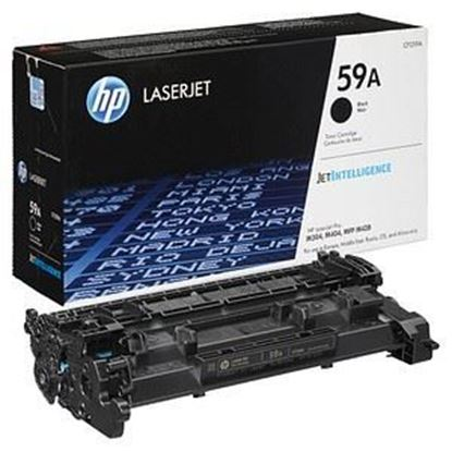 Picture of HP 59A Black Original Toner Cartridge (CF259A Laser Toner)