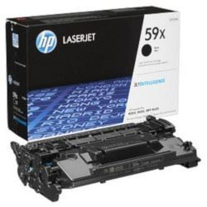 Picture of HP 59X High Yield Black Original Toner Cartridge (CF259X Laser Toner)
