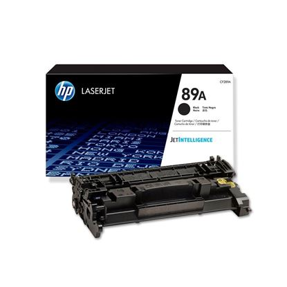 Picture of HP 89A Black Original Toner Cartridge (CF289A Laser Toner)