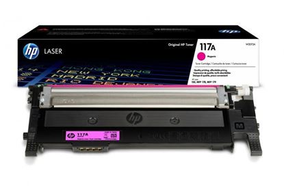 Picture of HP 117A Magenta Original Toner Cartridge (W2073A Laser Toner)