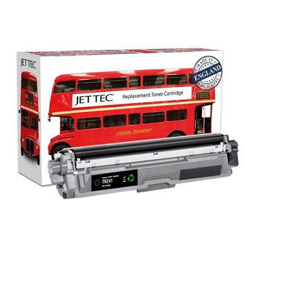 Picture of Red Bus Recycled Brother TN-241BK Black Toner Cartridge