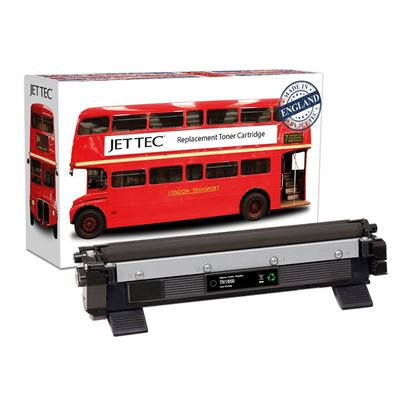 Picture of Red Bus Recycled Brother TN-1050 Black Toner Cartridge