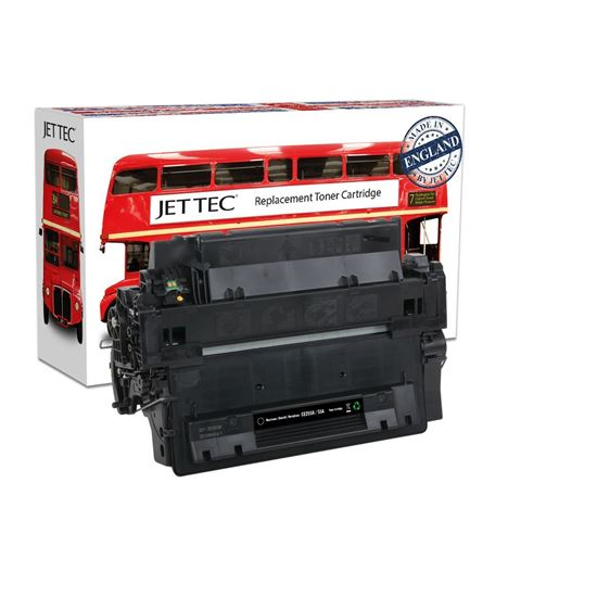Picture of Red Bus Recycled HP 55A Black (CE255A) Toner Cartridge