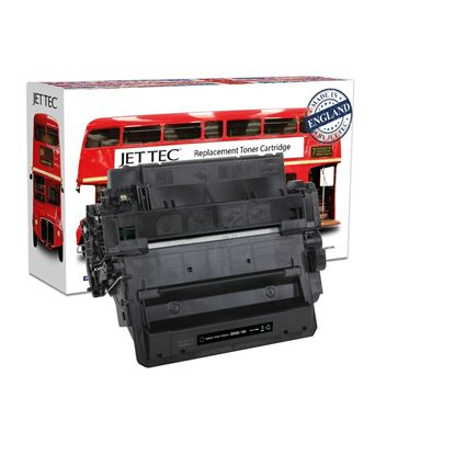 Picture of Red Bus Recycled HP 55X High Yield Black (CE255X) Toner Cartridge