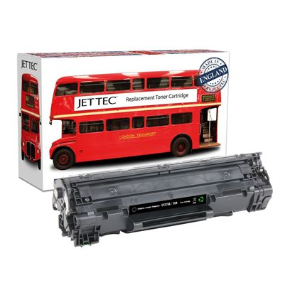 Picture of Red Bus Recycled HP 79A Black (CF279A) Toner Cartridge