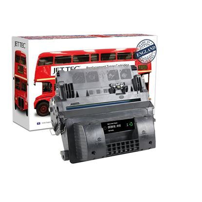 Picture of Red Bus Recycled HP 81X High Yield Black (CF281X) Toner Cartridge