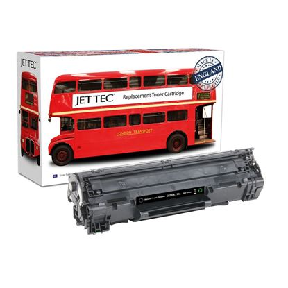Picture of Red Bus Recycled HP 85A Black (CE285A) Toner Cartridge
