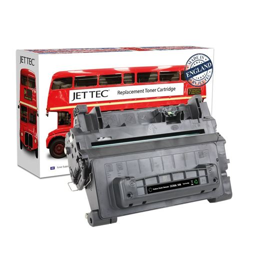 Picture of Red Bus Recycled HP 64A Black (CC364A) Toner Cartridge
