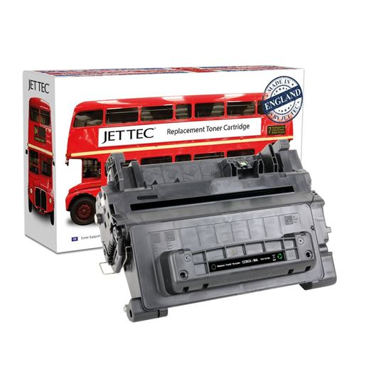 Picture of Red Bus Recycled HP 90A Black (CE390A) Toner Cartridge
