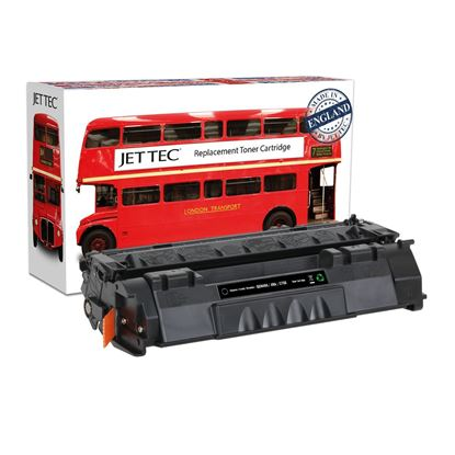 Picture of Red Bus Recycled HP 49A Black (Q5949A) Toner Cartridge