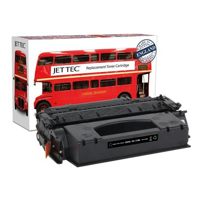 Picture of Red Bus Recycled HP 49X High Yield Black (Q5949X) Toner Cartridge