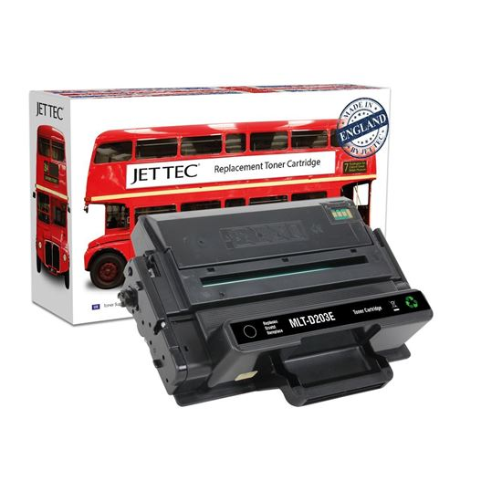 Picture of Red Bus Recycled Samsung MLT-D203E Extra High Yield Black Toner Cartridge