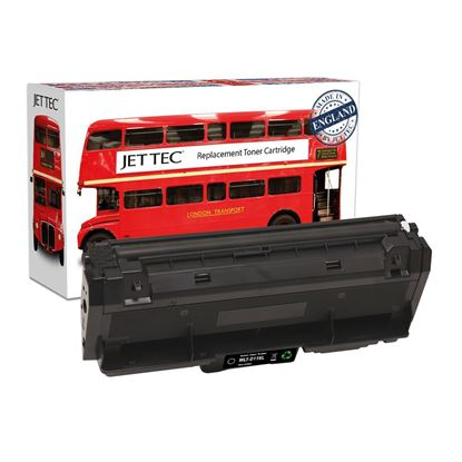 Picture of Red Bus Recycled Samsung MLT-D116L High Yield Black Toner Cartridge